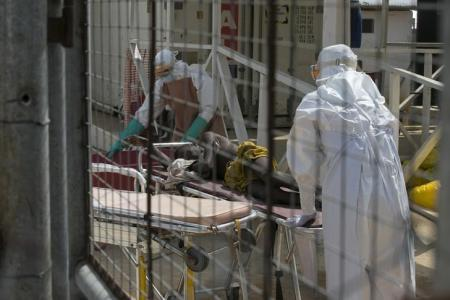 More than 100 people quarantined after Sierra Leone Ebola death
