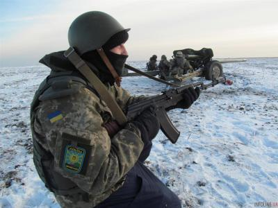 Kyiv reports 40 attacks by militants in Donbas in past 24 hours