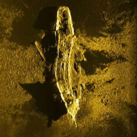 Search for missing Malaysian jet finds second 19th Century shipwreck (PHOTO)