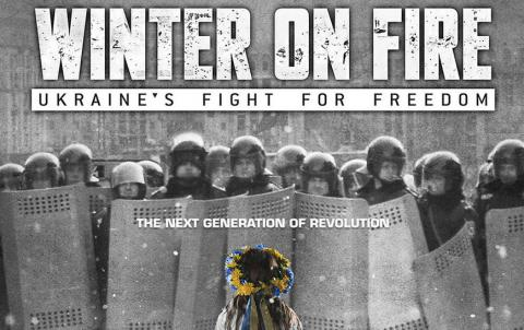 'Winter on Fire: Ukraine's Fight for Freedom' nominated for Oscar