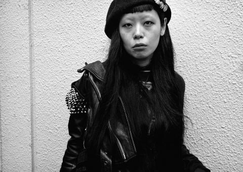 Tokyo mohicans: the style and sweat of Japanese punk (PHOTO)