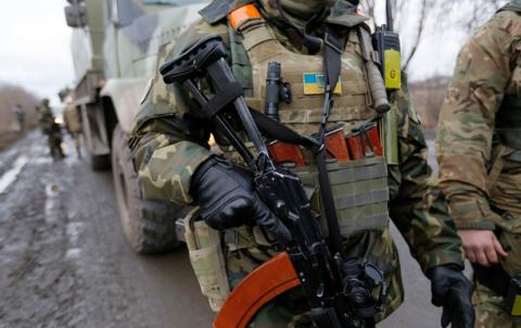 Ukrainian ATO forces report 40 attacks in Donbas in last day