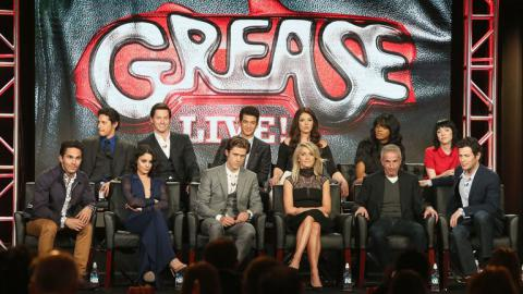 "'Grease: Live' team promises to pay ""respect"" to film, adds stars Didi Conn and Barry Pearl (VIDEO)"