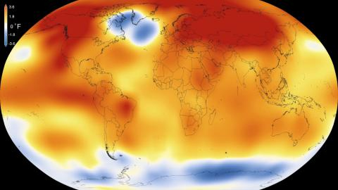 2015 was the hottest year on record (VIDEO)