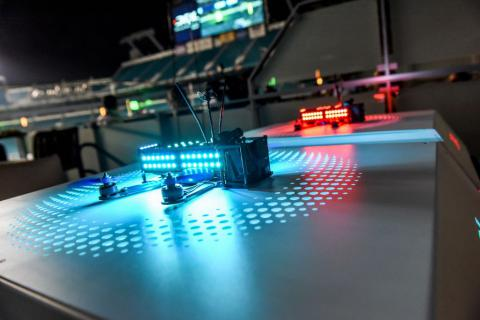 There's now a drone racing league that feels like pod racing from Star Wars (PHOTO)