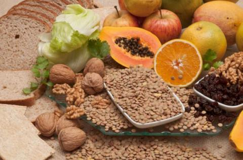 High fiber intake when young may lower women's breast cancer risk