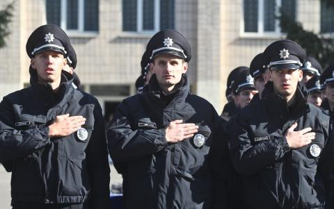 New Ukrainian police numbers 115,000 people - Avakov