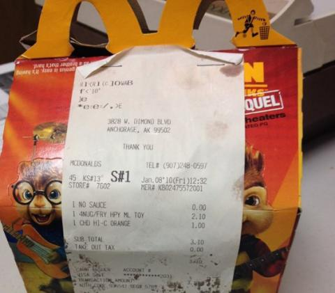 Woman keeps McDonald's Happy Meal untouched for six years – And this is the shocking result