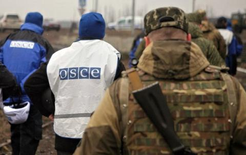 715 observers working with OSCE mission