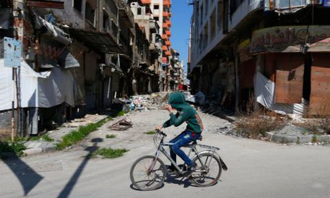 Thousands may have died in Syria sieges—UN human rights chief