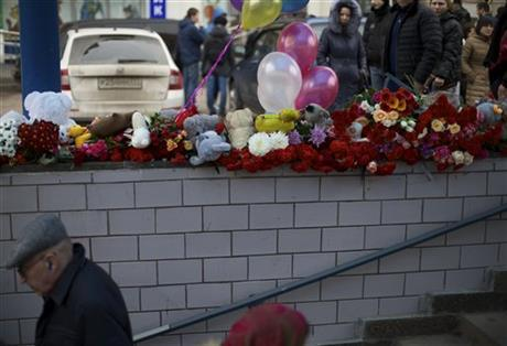 Moscow nanny admits beheading child, says 'ordered by Allah'