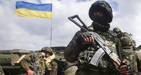 Third of Ukrainians say Ukraine offensive solution to situation in Donbas – poll
