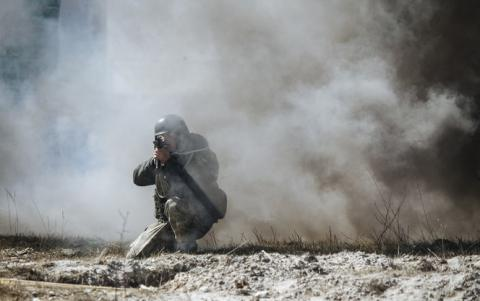 Kyiv reports shelling of Ukrainian forces' positions 47 times over past 24 hours