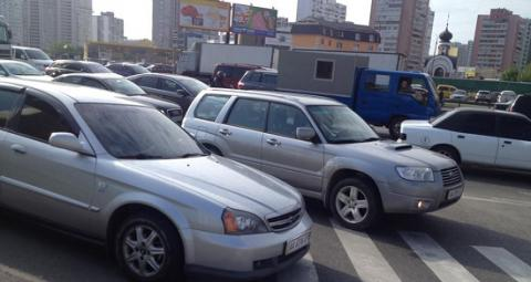 Sales of new passenger cars in Ukraine 34% up in Jan-Feb