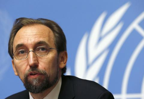 UN human rights chief warns of implications of Apple-FBI row