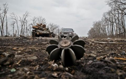 Militants conducted 43 attacks on Ukrainian positions in the past 24 hours
