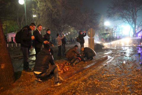 Death toll in Ankara bombing raises to 37 (VIDEO, PHOTO)