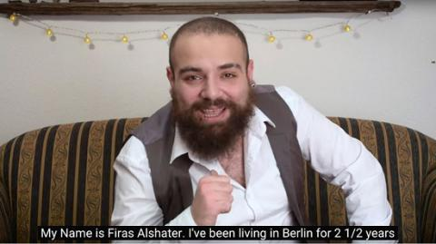 A Syrian refugee has become a YouTube star by explaining German culture to Germans (VIDEO)