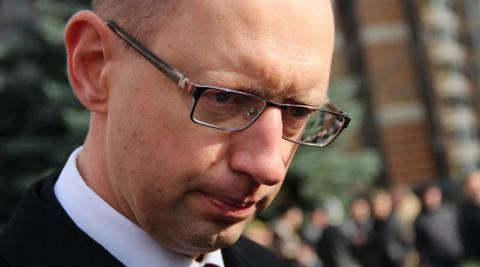 Ukrainian PM is ready to resign provided three conditions are met