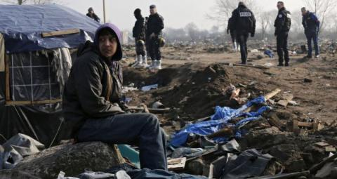 EU leaders push on with contested Turkey migrant plan