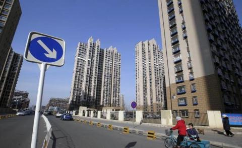 China to banish 'bizarre' foreign names for residential compounds