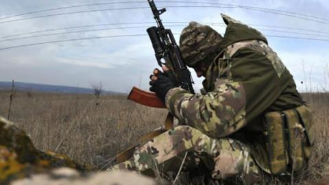 Donbas militants attacked Ukrainian positions 50 times in last day - ATO HQ