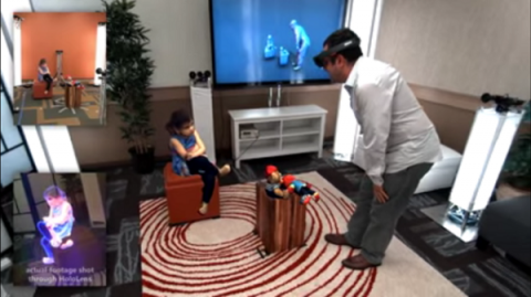 Microsoft unveils next best thing to teleportation (VIDEO)