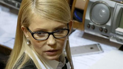 Batkivschyna to join the parliamentary coalition only after adoption of specific laws