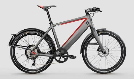 The e-Bike that lets you travel 100 miles without pedaling once