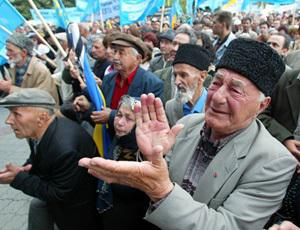 Ban of Mejlis is a grave attack on Crimean Tatars rights - EU's External Action Service