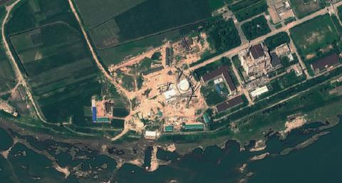 U.S. think tank sees suspicious activity at North Korea nuclear site