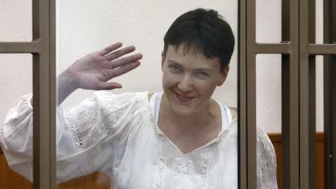 European Parliament will continue to insist on Savchenko release - Letter