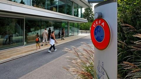 UEFA offices searched by Swiss police because of Panama Papers - media