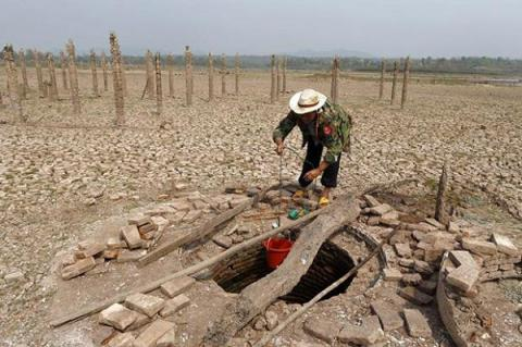 China to release more water to alleviate Southeast Asia drought