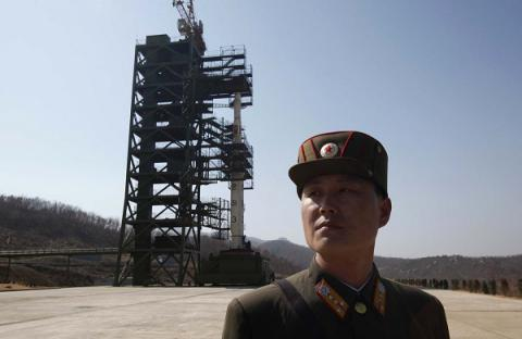 North Korea preparing for new nuclear test - South Korea