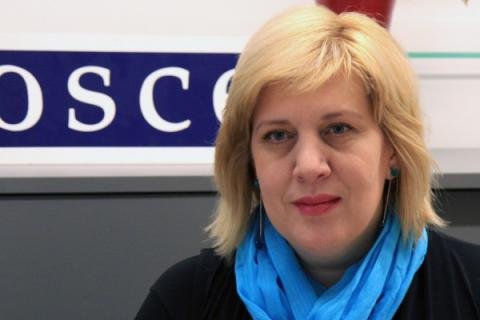 OSCE Representative called to stop practice of silencing journalists in Crimea