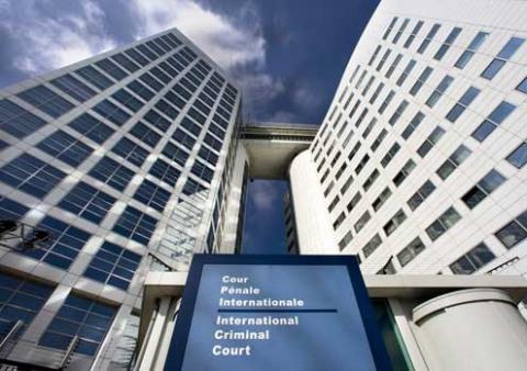 ICC in the Hague to receive report on military crimes of the Russia in eastern Ukraine