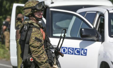 Russia agreed to deploy OSCE police armed mission in Donbas - Ukrainian president