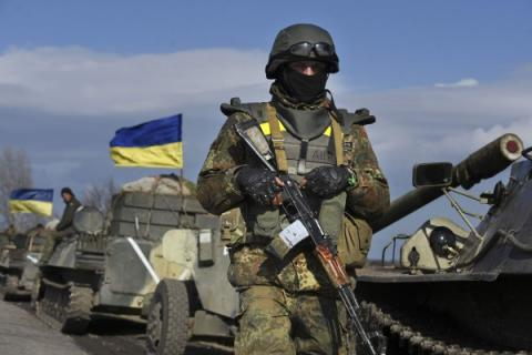 42 militants attacks against Ukrainian Armed Forces reported over last 24 hours