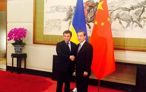 Ukraine-China dialogue on visa regime liberalization will begin in May