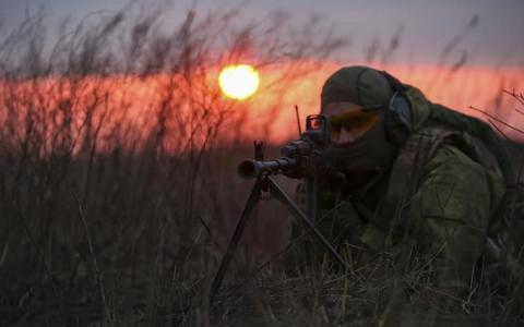 Militants in Donbas opened fire at Ukrainian positions 22 times, used banned weapons