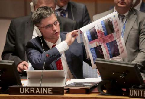 UN Security Council meeting on Ukraine closed with no resolution approved