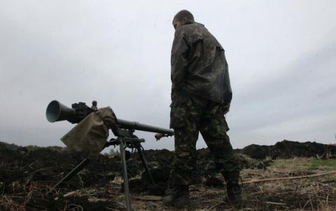 Pro-Russian forces attacked Ukrainian positions, violated ceasefire 13 times - ATO press center