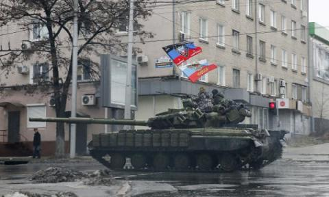 Heavy weapons in Luhansk and Donetsk are violations of Minsk - OSCE