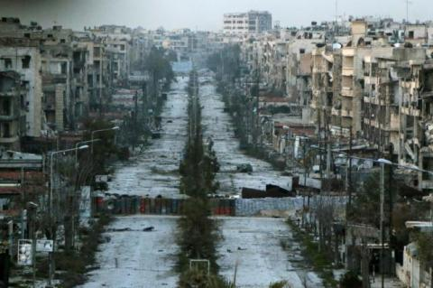 Islamist rebels seize village near Aleppo, 73 killed - Monitor