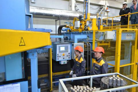 Industrial prices growth in Ukraine slowed to 3.6% in April
