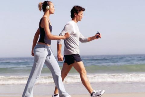 4 secrets of walking to lose weight