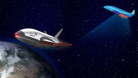 """Made in India"" space shuttle may be on the horizon"