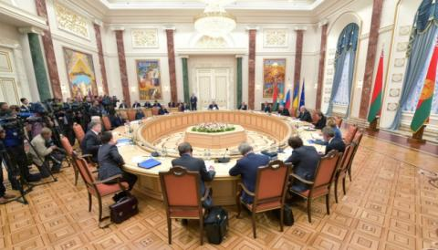 Next Ukraine peace talks in Minsk scheduled for June 1, will be about political issues