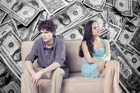 Money really does matter in relationships - Research